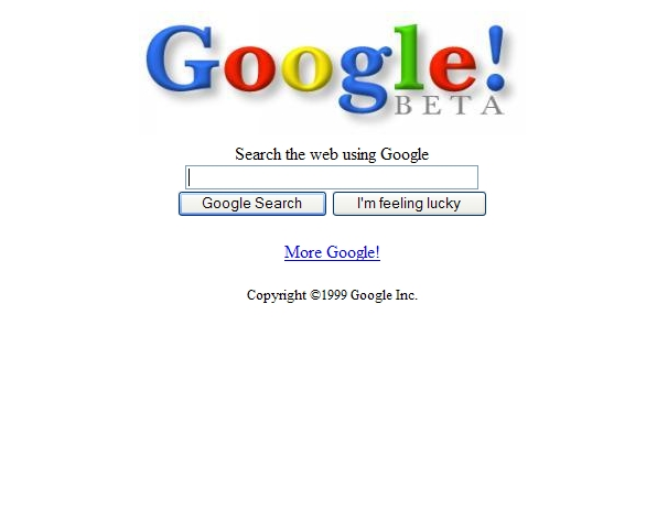 Can we learn from Google\'s website design? | Boost Your Small ...